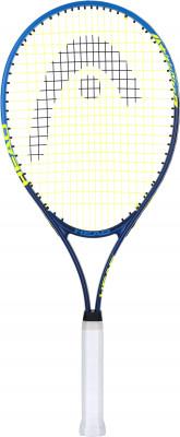 Ракетка для большого тенниса Head ConquestТеннисная ракетка с большой головой для широкого круга любителей и игроков начального уровня. Прочность алюминиевая конструкция обеспечивает долговечность ракетки.<br>Вес (без струны), грамм: 275; Размер головы: 700 кв.см; Баланс: 685 мм; Струнная формула: 18х19; Вид спорта: Большой теннис; Технологии: Nano Titanium; Производитель: Head; Артикул производителя: 234437; Страна производства: Китай; Размер RU: 3;