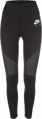 Легинсы женские Nike Air, размер 46-48Брюки <br>Укороченные легинсы от nike подойдут для пробежек. Отведение влаги технология dri-fit гарантирует эффективный влагоотвод практичность по бокам расположены карманы.