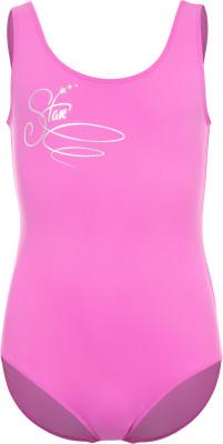 Купальник гимнастический без рукавов для девочек Demix, размер 152