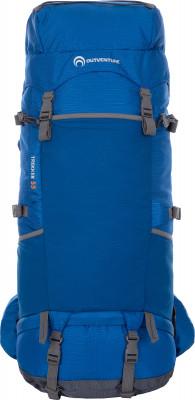 Outventure TREKKER 55Рюкзаки<br>Удобный, прочный и надежный рюкзак outventure trekker для сложных переходов.