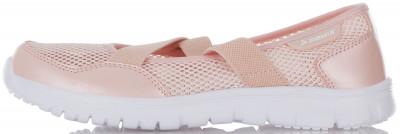 Туфли для девочек Demix Sweet, размер 31Туфли<br>Легкие и удобные туфли в спортивном стиле станут отличным выбором для девочек. Вентиляция воздухопроницаемая сетка обеспечивает отличную вентиляцию и отводит излишки влаги.