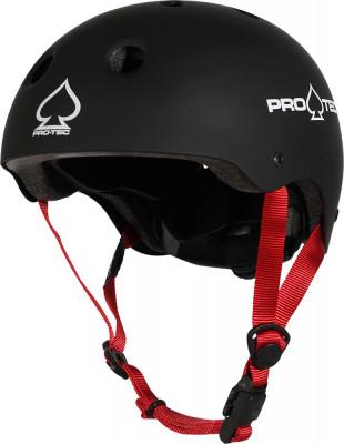Шлем детский Pro-Tec Jr. Classic Fit Cert MatteЗащита и наклейки<br>Детский шлем pro-tec, оснащенный пеной eps для дополнительной защиты от ударов.