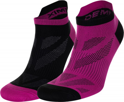 Носки женские Demix, 2 пары, размер 35-38