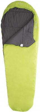 Спальный мешок для походов Outventure Lett +15 правосторонний