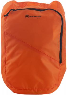 Рюкзак Outventure Folding 14Легкие и невероятно компактный спортивный рюкзак от outventure. Вместимость объем модели составляет 14 литров.<br>Объем: 14; Вес, кг: 0,2; Размеры (дл х шир х выс), см: 43 x 28 x 10; Материал верха: 100 % полиэстер; Материал подкладки: 100 % полиэстер; Вид спорта: Походы; Срок гарантии: 2 года; Производитель: Outventure; Артикул производителя: B003D2; Страна производства: Китай; Размер RU: Без размера;
