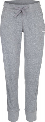 Брюки женские Demix, размер 46Брюки <br>Удобные брюки из смесовой ткани от demix отлично впишутся в гардероб, подобранный в спортивном стиле. Комфорт плоские швы не натирают кожу.