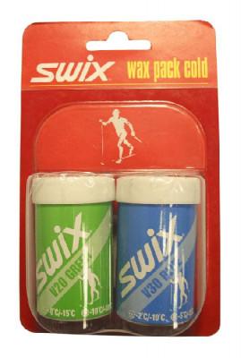 Набор мазей Swix V20, V30
