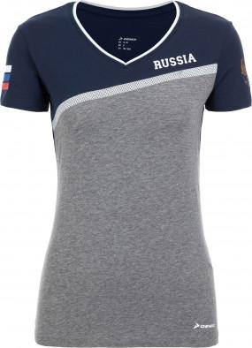 Футболка женская Demix