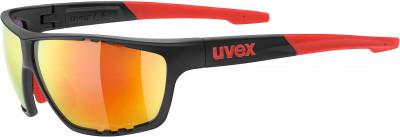 Солнцезащитные очки Uvex Sportstyle 706Солнцезащитые очки<br>Спортивные солнцезащитные очки от uvex. Линзы с фильтрами uva, uvb и uvc и покрытием litemirror надежно защищают глаза от ультрафиолетового и инфракрасного излучения.