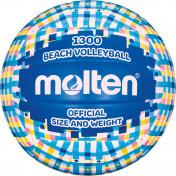 Мяч для пляжного волейбола Molten, р. 5