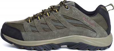 Полуботинки мужские Columbia Crestwood Waterproof, размер 43,5