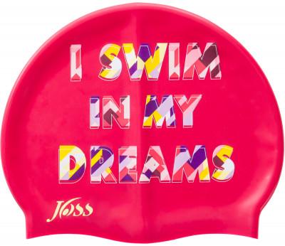 Шапочка для плавания детская JossСиликоновая детская шапочка выполнена из высококачественного силикона, обладает высокой степенью эластичности, водонепроницаемостью, а также износостойкостью.<br>Пол: Мужской; Возраст: Дети; Вид спорта: Плавание; Назначение: Универсальные; Материалы: 100 % силикон; Производитель: Joss; Артикул производителя: GLC03A7800; Страна производства: Китай; Размер RU: Без размера;