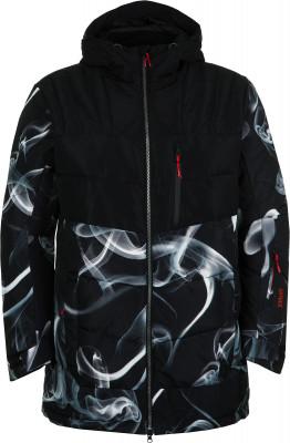 Купить Куртку утепленная мужская Termit, размер 48 черного цвета