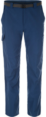 Брюки мужские Columbia Silver Ridge CargoМужские брюки от columbia, выполненные из быстросохнущего нейлона, станут оптимальным выбором для походов и активного отдыха на природе.<br>Пол: Мужской; Возраст: Взрослые; Вид спорта: Походы; Водоотталкивающая пропитка: Нет; Длина по внутреннему шву: 81 см; Силуэт брюк: Прямой; Светоотражающие элементы: Нет; Дополнительная вентиляция: Нет; Количество карманов: 6; Артикулируемые колени: Нет; Материал верха: 100 % нейлон; Материал подкладки: 100 % полиэстер; Технологии: Omni-Shade, Omni-Wick; Производитель: Columbia; Артикул производителя: 14416814693232; Страна производства: Бангладеш; Размер RU: 48-32;