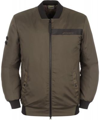 Куртка утепленная мужская DemixКуртка demix - отличный выбор для поклонников спортивного стиля. Комфортная посадка зауженный крой обеспечивает комфортную посадку.<br>Пол: Мужской; Возраст: Взрослые; Вид спорта: Спортивный стиль; Вес утеплителя: 150 г/м2; Покрой: Зауженный; Светоотражающие элементы: Нет; Длина куртки: Короткая; Наличие карманов: Да; Капюшон: Отсутствует; Количество карманов: 3; Застежка: Молния; Производитель: Demix; Артикул производителя: EJAM0964XL; Страна производства: Китай; Материал верха: 100 % полиэстер; Материал подкладки: 100 % полиэстер; Материал утеплителя: 100 % полиэстер, трикотажная вставка: 95 % полиэстер, 5 % спандекс; Размер RU: 52;