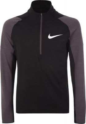 Джемпер для мальчиков Nike, размер 147-158Джемперы<br>Удобный трикотажный джемпер для юных бегунов от nike, выполненный из влагоотводящей ткани. Отведение влаги технология dri-fit обеспечивает эффективный влагоотвод.