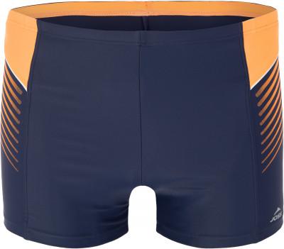 Плавки-шорты мужские Joss, размер 48Плавки, шорты плавательные<br>Лаконичные мужские плавки-шорты joss для занятий в бассейне.