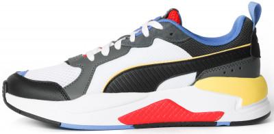 Кроссовки для мальчиков Puma X-Ray Jr, размер 34.5