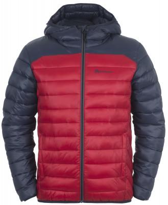 Куртка утепленная мужская OutventureКороткая утепленная куртка прямого покроя от outventure подойдет для походов в холодное время года.<br>Пол: Мужской; Возраст: Взрослые; Вид спорта: Походы; Наличие мембраны: Нет; Наличие чехла: Нет; Возможность упаковки в карман: Нет; Регулируемые манжеты: Нет; Температурный режим: До -10; Покрой: Прямой; Светоотражающие элементы: Нет; Дополнительная вентиляция: Нет; Проклеенные швы: Нет; Длина куртки: Короткая; Наличие карманов: Да; Капюшон: Не отстегивается; Количество карманов: 2; Артикулируемые локти: Нет; Застежка: Молния; Технологии: ADD DRY Water Resistant, ADD WARM; Производитель: Outventure; Артикул производителя: UJAM34HM46; Страна производства: Китай; Материал верха: 100 % нейлон; Материал подкладки: 100 % полиэстер; Материал утеплителя: 100 % полиэстер; Размер RU: 46;