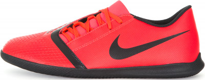 Бутсы мужские Nike Phantom Venom Club IC, размер 43,5Бутсы<br>Футбольные бутсы для игры в зале nike phanton vemon club, выполненные из искусственной кожи.