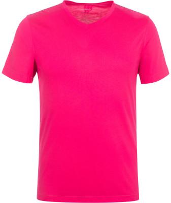 Футболка мужская WilsonОригинальная футболка wilson - это оптимальный выбор для занятий теннисом.<br>Пол: Мужской; Возраст: Взрослые; Вид спорта: Теннис; Гигроскопичность: Да; Защита от УФ: Да; Покрой: Прямой; Плоские швы: Да; Светоотражающие элементы: Нет; Дополнительная вентиляция: Нет; Технологии: nanoUV, nanoWIK; Производитель: Wilson; Артикул производителя: WRA760804; Страна производства: Камбоджа; Материалы: 70 % модал, 30 % полиэстер; Размер RU: 52-54;