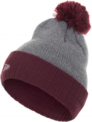 Шапка New Era Lic 870 Heather Bobble