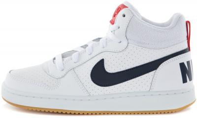 Купить со скидкой Кеды для мальчиков Nike Court Borough Mid, размер 38