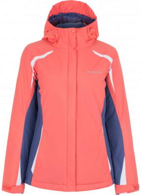 Куртка утепленная женская Columbia Snow Roller