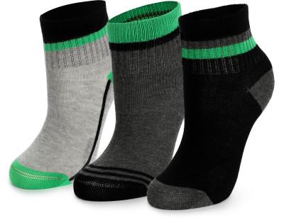 Носки для мальчиков Demix, 3 пары, размер 28-30