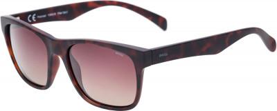 Солнцезащитные очки InvuСолнцезащитые очки<br>Легкие солнцезащитные очки в городском стиле от invu. Модель в пластиковой оправе с полимерными линзами надежно защитит глаза от ультрафиолета.