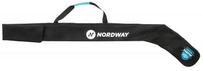 Чехол для клюшек NordwayЧехол для переноски и хранения хоккейных клюшек, оснащенный системой регулировки размера. Износостойкая ткань повышенной плотности устойчива к низким температурам.<br>Длина: 180 см; Размер (Д х Ш), см: 180 x 14 см; Материалы: 100 % полиэстер; Производитель: Nordway; Вид спорта: Хоккей; Артикул производителя: CHS-99; Страна производства: Китай; Размер RU: Без размера;