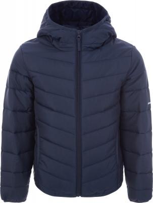 Куртка утепленная для мальчиков Demix, размер 140Куртки <br>Утепленная куртка demix для мальчиков, выполненная в спортивном стиле. Защита от непогоды капюшон обеспечивает дополнительную защиту от дождя и ветра.