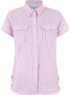 Рубашка женская Columbia Camp Henry Short Sleeve