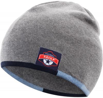 Шапка для мальчиков Satila BernyУдобная и практичная шапка пригодится в путешествиях, запланированных на прохладное время года.<br>Пол: Мужской; Возраст: Дети; Вид спорта: Путешествие; Производитель: Satila; Артикул производителя: R71027; Страна производства: Россия; Материал верха: 100 % хлопок; Размер RU: 56;