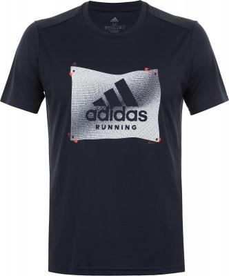 Футболка мужская Adidas, размер 48