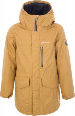 Куртка для мальчиков Outventure, размер 158Куртки <br>Детская куртка outventure - отличный выбор для путешествий. Защита от влаги ткань с обработкой add dry water resistant защищает от мелкого дождя.