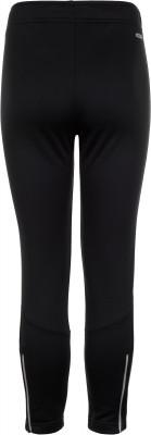Брюки для мальчиков Demix, размер 164Брюки <br>Отличный выбор для занятий бегом - детские брюки от demix, выполненные из влагоотводящей ткани.