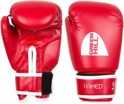 Перчатки боксерские детские Green Hill Hamed, размер 6
