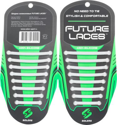 Шнурки силиконовые SolersЭластичные силиконовые шнурки станут удобной и функциональной заменой традиционным шнуркам. Они позволяют быстро обуться и подходят к любому размеру обуви.<br>Пол: Мужской; Возраст: Взрослые; Производитель: Solers; Артикул производителя: E533LS; Страна производства: Китай; Материалы: 100 % силикон; Размер RU: Без размера;