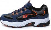 Кроссовки для мальчиков Skechers Stamina Cutback