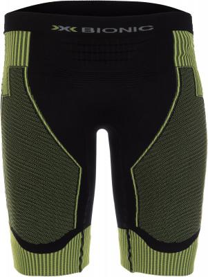 Шорты мужские X-Bionic Effector Power Ow, размер 48Мужская одежда<br>Компрессионные беговые шорты от x-bionic разработаны специально для интенсивных тренировок. Отведение влаги система intercooler способствует отведению влаги от кожи.