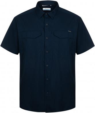 Рубашка с коротким рукавом мужская Columbia Silver Ridge Lite