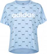 Футболка женская Adidas Linear Graphic