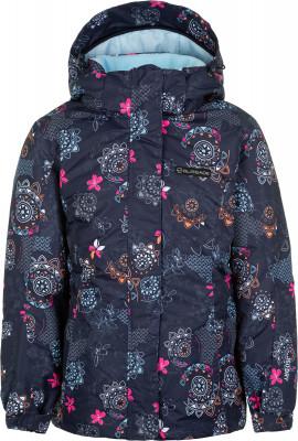Куртка утепленная для девочек Glissade, размер 134  (100953M313)