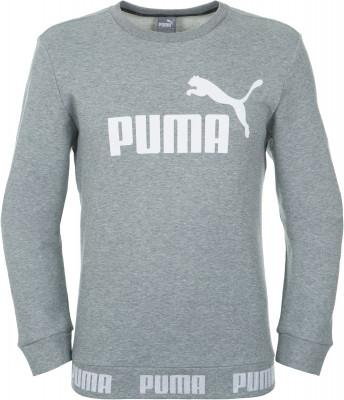Джемпер мужской Puma Amplified Crew, размер 48-50Джемперы<br>Джемпер, декорированный фирменным логотипом puma, станет отличным завершением образа в спортивном стиле.