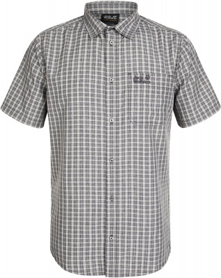 Рубашка с коротким рукавом мужская Jack Wolfskin El Dorado, размер 50-52