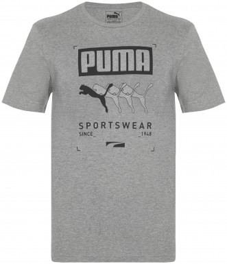 Футболка мужская Puma Box Tee