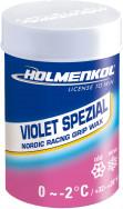 Мазь держания для беговых лыж HOLMENKOL Grip Violet Spezial