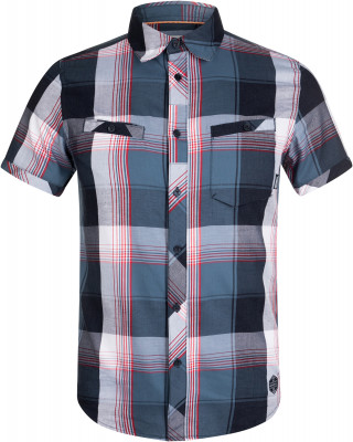 Рубашка с коротким рукавом мужская Merrell, размер 48