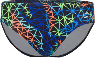 Плавки для мальчиков JossТехнологичные плавки с ярким принтом подойдут для занятия плаванием в бассейне.<br>Пол: Мужской; Возраст: Дети; Вид спорта: Плавание; Защита от УФ: Да; Устойчивость к хлору: Да; Технологии: Lycra XtraLife; Производитель: Joss; Артикул производителя: PT06S6MX12; Страна производства: Россия; Материал верха: 73 % полиэстер, 27 % эластан; Материал подкладки: 80 % полиэстер, 20 % спандекс; Размер RU: 128;